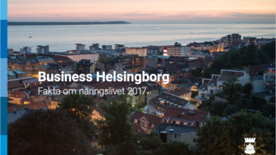 Facts and figures on trade and industry in Helsingborg 2017